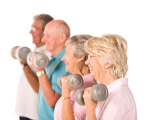 Elderly Care Shawnee KS - Getting Senior Citizens Started on Better Fitness