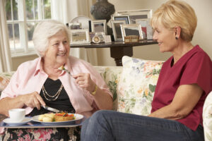Elder Care Shawnee KS - Common Struggles with Mealtimes for Those Who Have Alzheimer's Disease