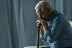 In-Home Care Prairie KS - In-Home Care Helps with Depression in the Elderly